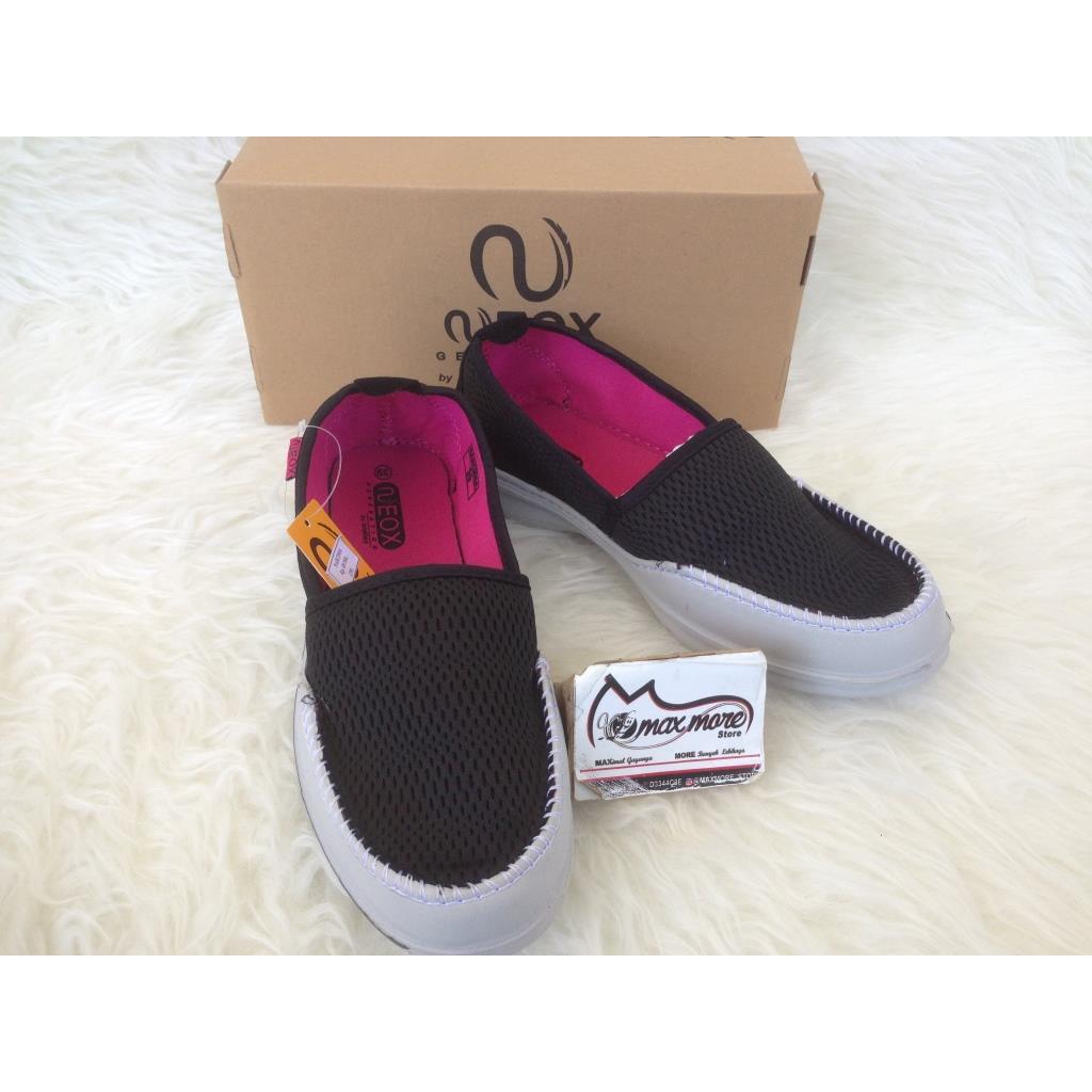 Sepatu Slip On Wanita Ardiles Mickelson Murah Shopee Women Glamour Abu Muda 40 Indonesia