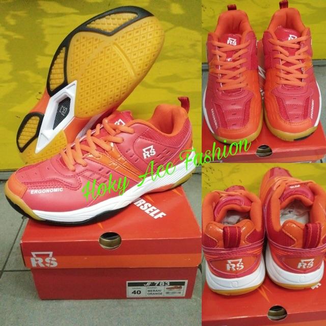 Sepatu Badminton Rs Jeffer 783 / RS JF 783 Original | Shopee Indonesia -. Source. ' ... Bulutangkis Shoes Murah Diskon Adha Sport.