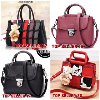 Tas import 6809 TYPE D Tas Fashion Selempang Jinjing 062d99903a