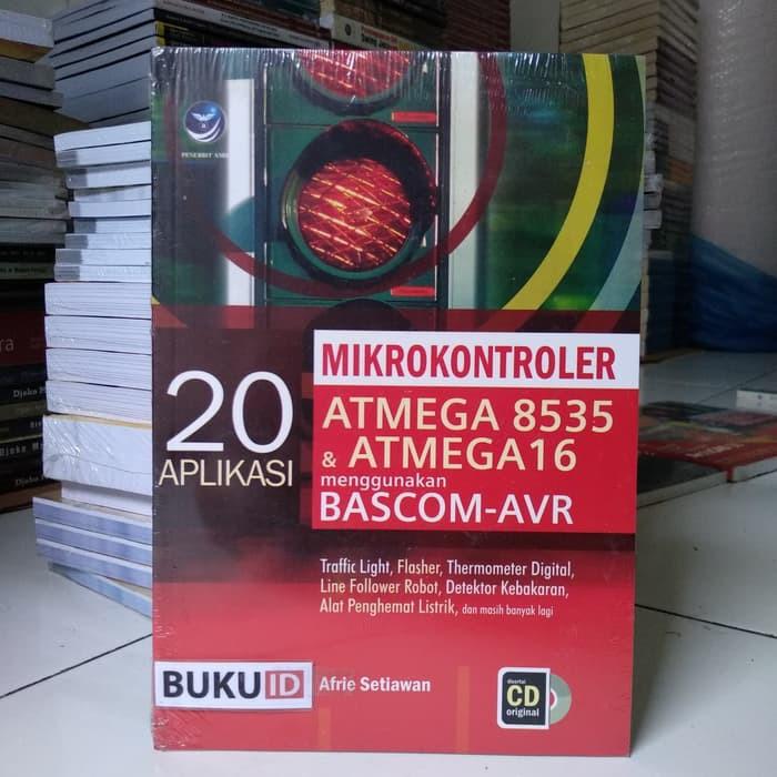 20 Aplikasi Mikrokontroler Atmega 8535 Atmega 16 Menggunakan Bascom Shopee Indonesia