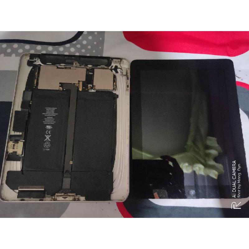 Tablet Bekas Ipad 1 64GB Wifi+Cell Minus Murah