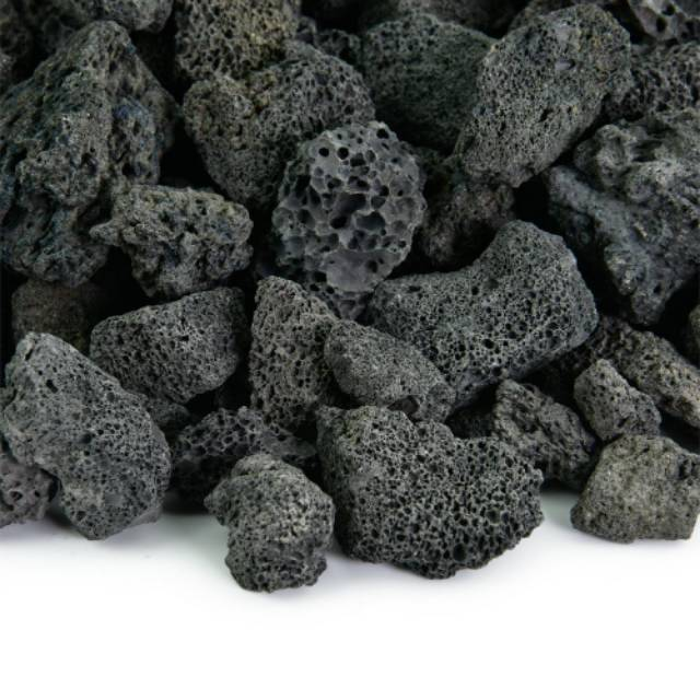 BATU LAVA ROCK / LAVA ROUGH AQUASCAPE 1 KG | Shopee Indonesia