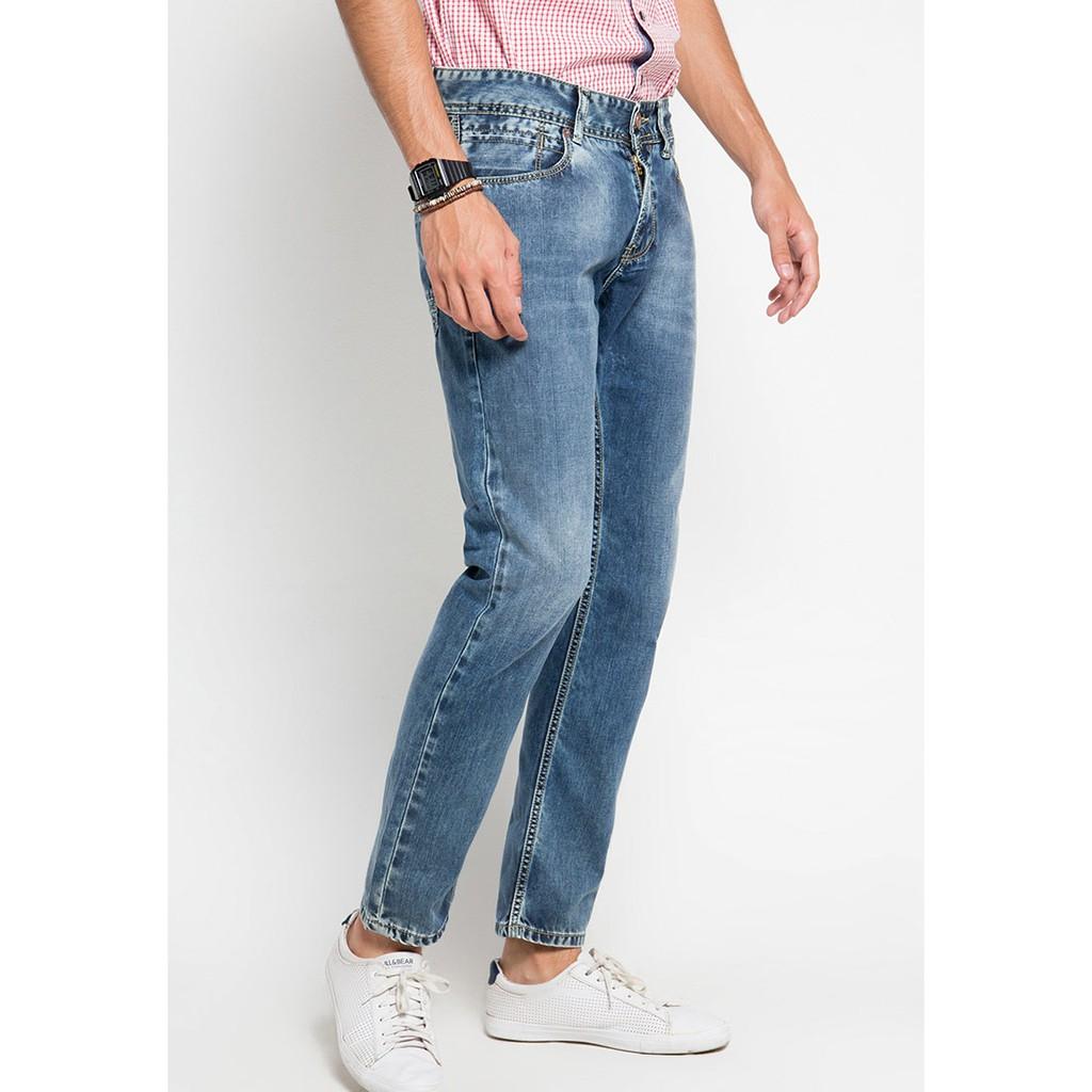 Edwin Celana Jeans Panjang 305 43 001 Shopee Indonesia Pria Abu 503 65 35 Muda 29