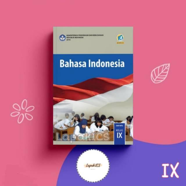 Buku Bahasa Indonesia Smp Kelas 9 Revisi 2017 2018 Kurikulum 2013 Kurtilas Shopee Indonesia