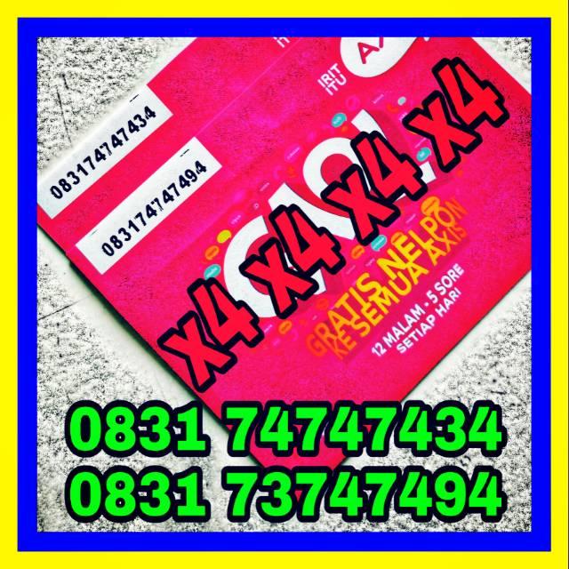Nomor Cantik Axis 1988 seri Tahun Lahir Murah Meriah Rapih Banget | Shopee Indonesia
