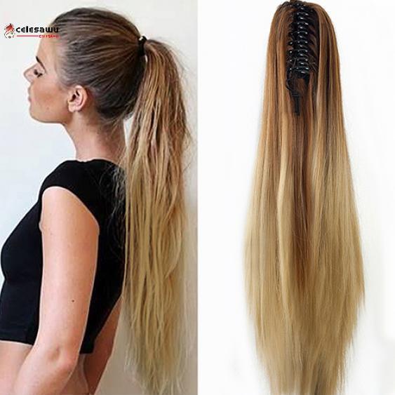 Long Hair Extensions 25