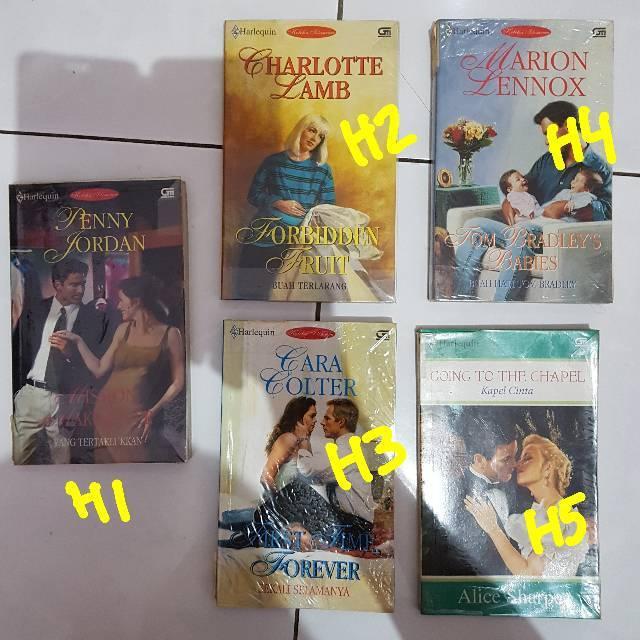 Novel Harlequin Indonesia Pdf