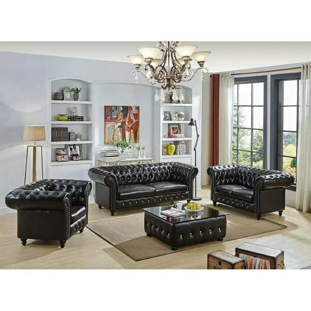 Sofa Jaguar Antik Chesterfield