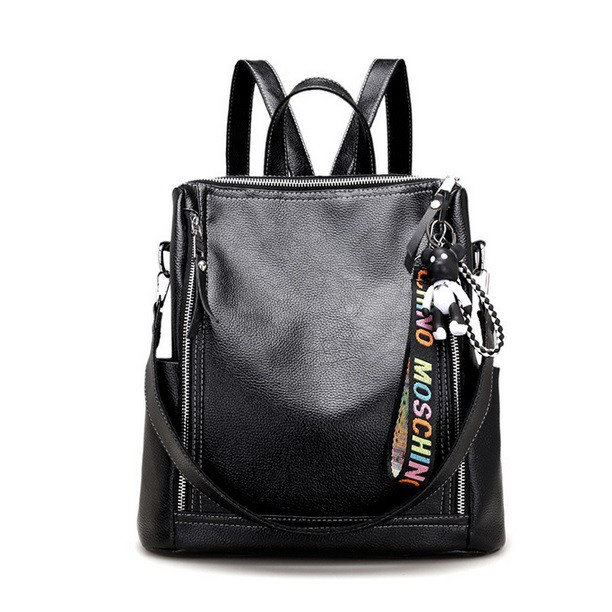 Ransel Fashion WD 1157 Backpack Kerja Kuliah Sekolah murah import batam  bestseller kulit wanita sale  721c0c806d