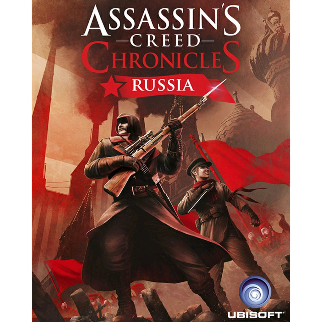 Assassins Creed Chronicles Russia Shopee Indonesia