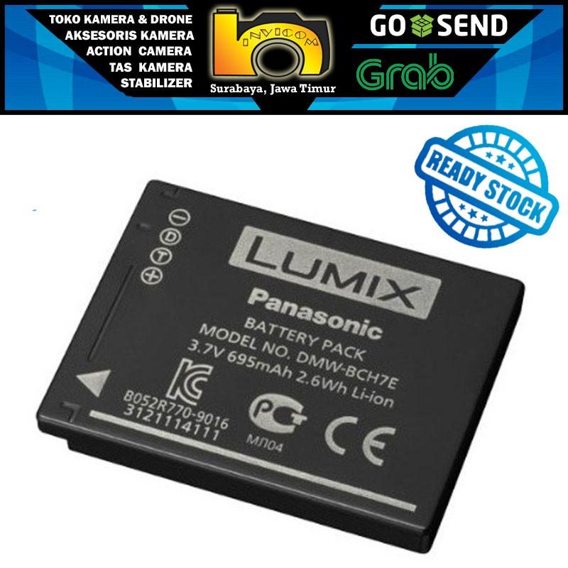 BATTERIA per Panasonic Lumix dmc-fp1 dmc-fp2 dmc-fp3 bch7//e