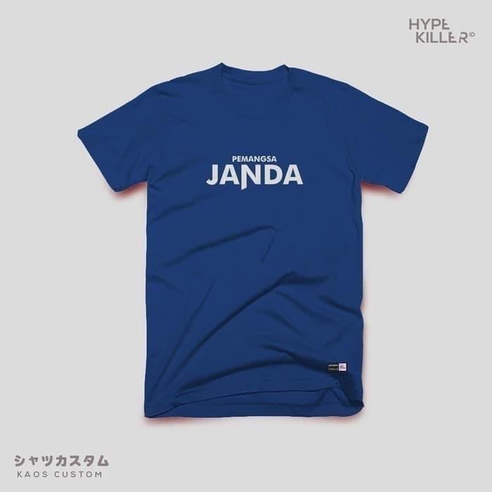 Kaos Distro Pemangsa Janda Baju Tshirt Gaul Lucu Shopee Indonesia