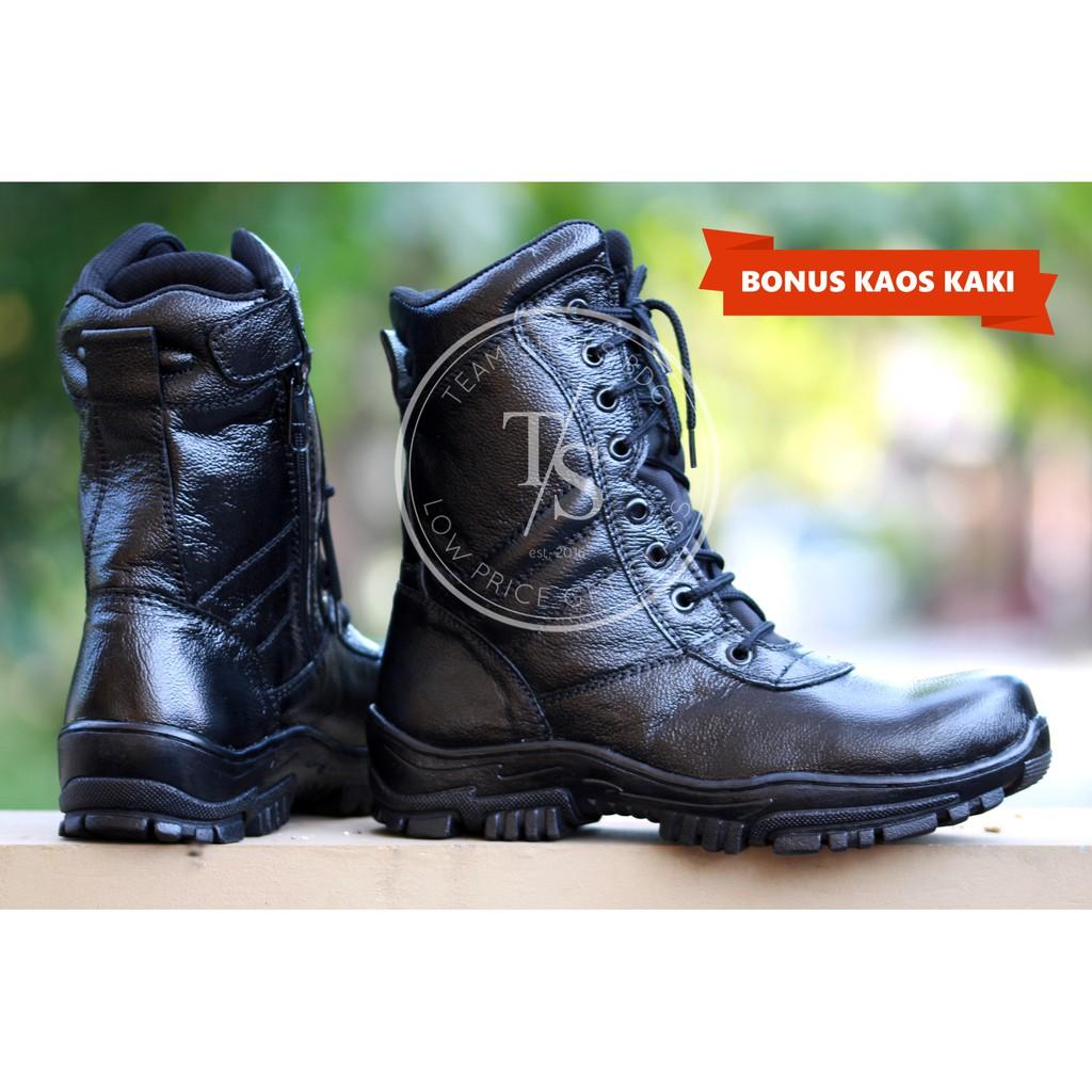 TS - original Moofeat Low Ring Sepatu Pria Casual Semi Boots Klasik  Sneakers  81504e7152