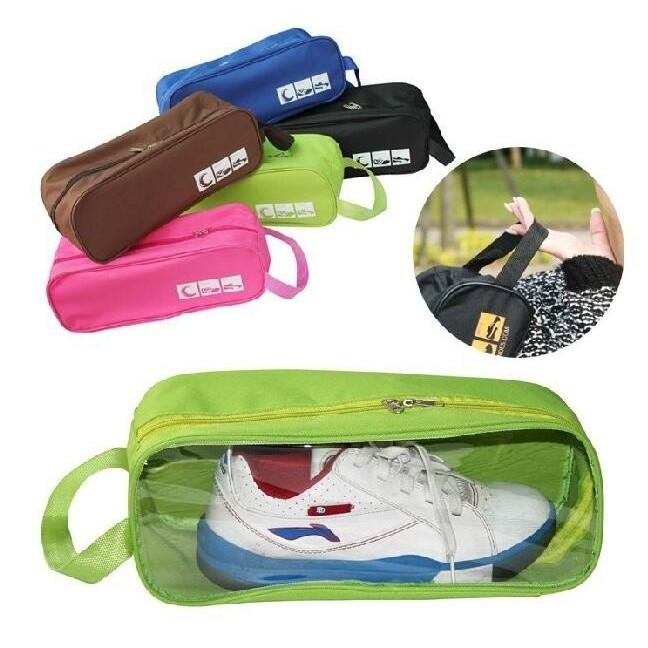 Tas Sepatu Olahraga Tas Sepatu Gym Sport Shoes Bag Organizer ... 4fed1f3656