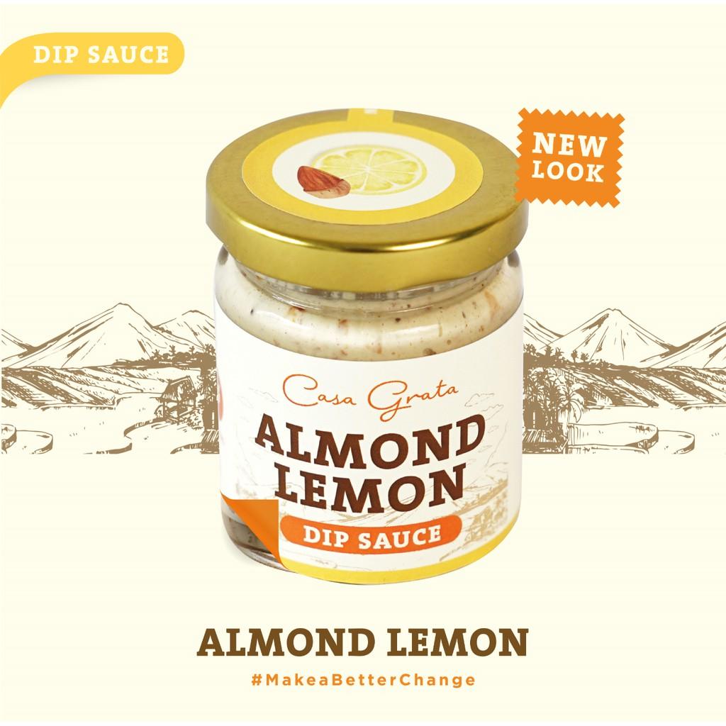 Casa Grata Almond Lemon Dip