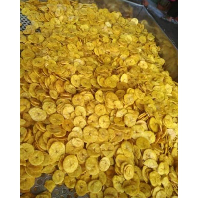 PROMO!! Kripik pisang/ kripik pisang nangka/kripik pisang manis/makanan ringan