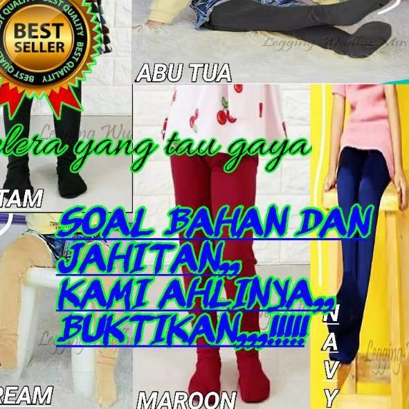 Trende Legging Wudhu Anak Khualitas Terbaik Dan Lagi Hits Shopee Indonesia