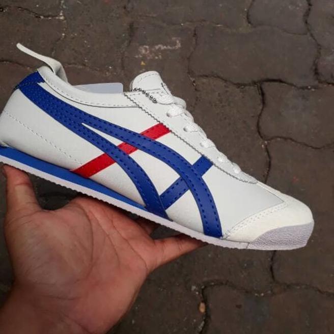 Sepatu Asics Gel Onitsuka Tiger Classic Grey   Pria Wanita  731f473cf7