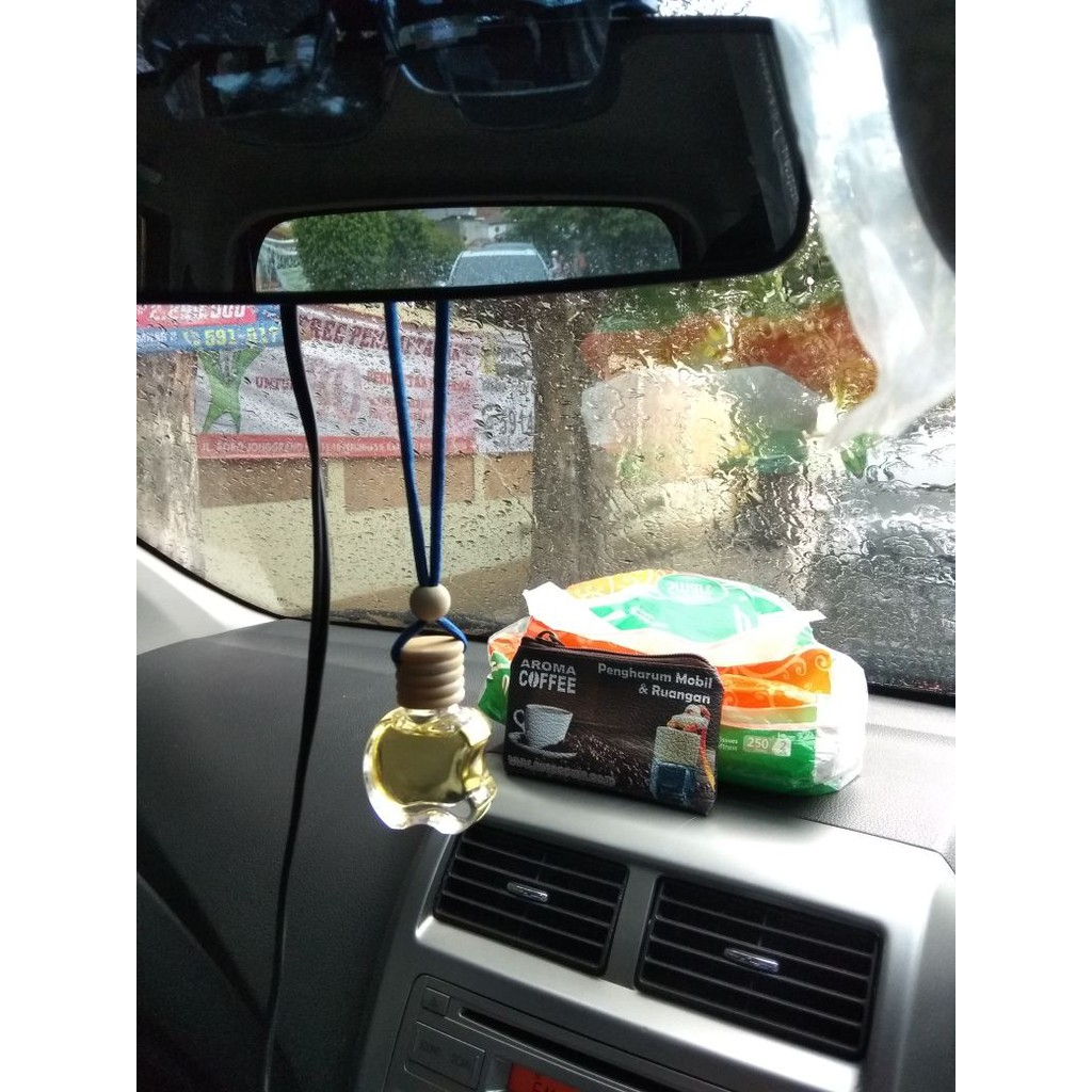Parfum gantung Mobil Ruang Dorfree aroma kopi Java coffee | Shopee Indonesia