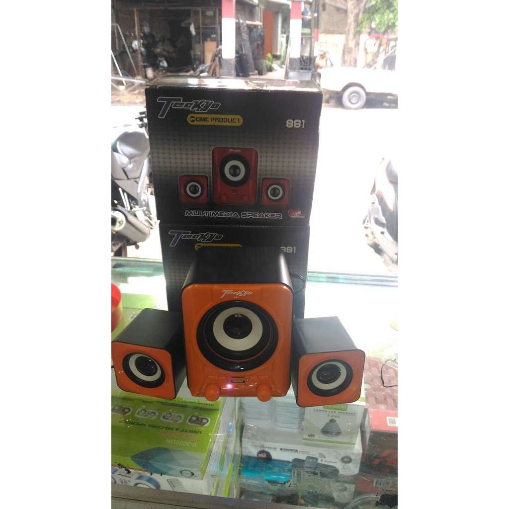 Speaker Advance T 101kf Ac Dc Hi Fi Bass Power Amp Usb Fm Subwoofer Karaoke Shopee Indonesia