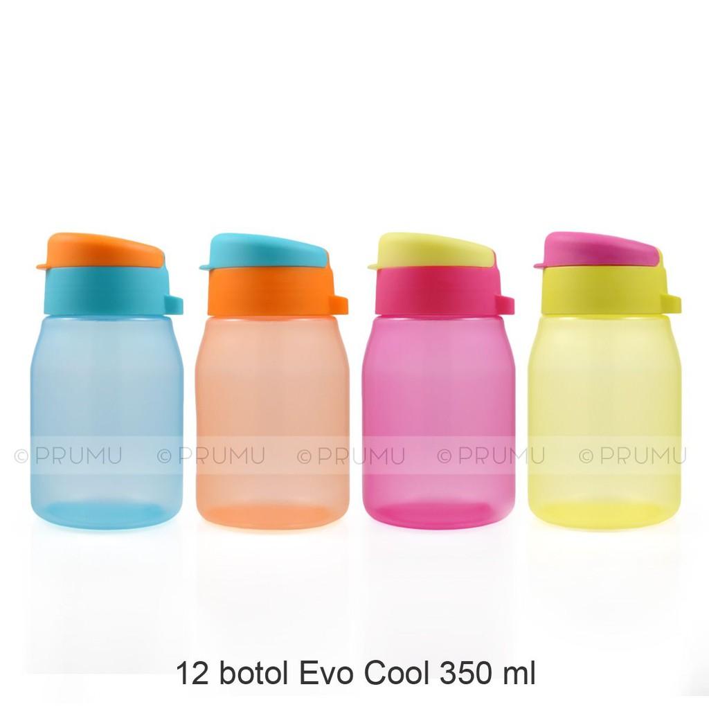 Jual GROSIR Botol Minum 350 ml Botol Minum Anak Souvenir Ulang Tahun Evo Cool 350ml Diskon | Shopee Indonesia