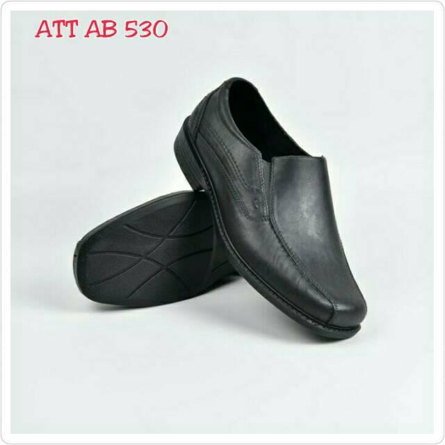 Sepatu karet pantofel pria att AB530  f0e01948f3