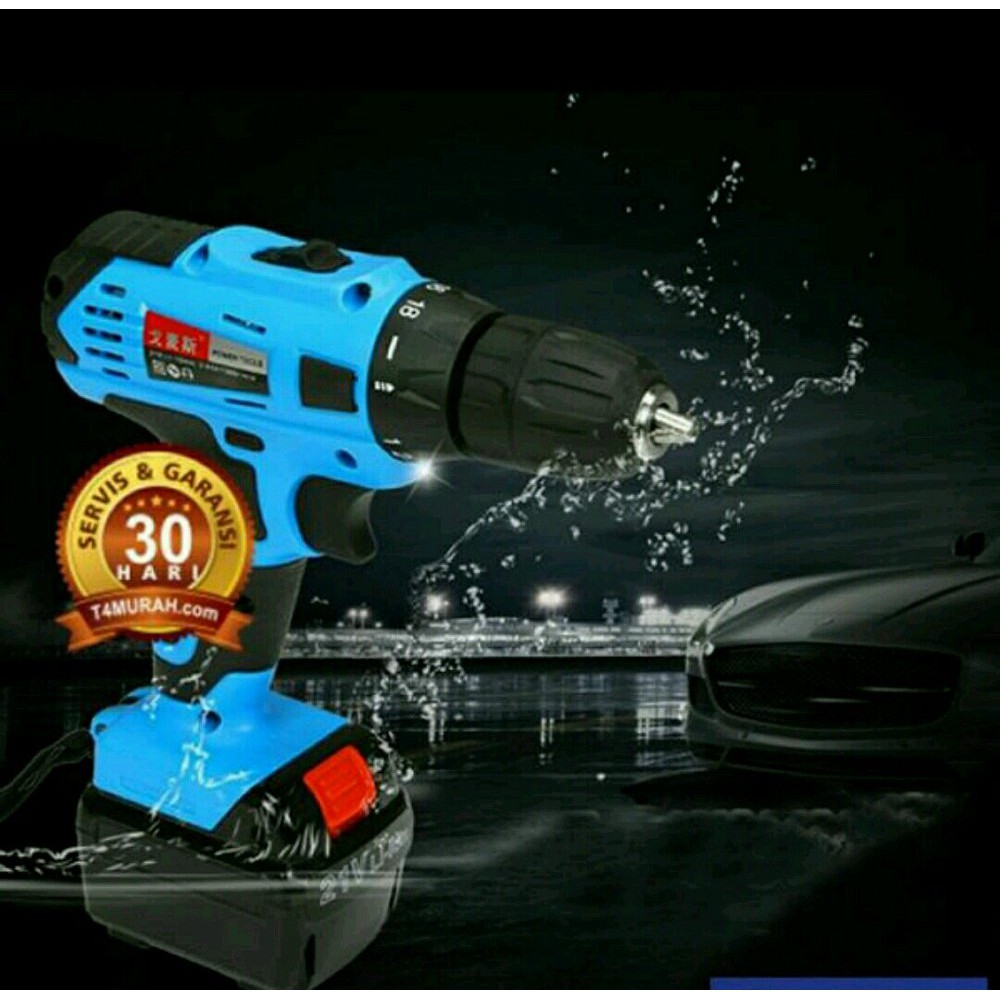 Mesin Bor Modern M 12 V Portable Baterai Tanpa Kabel Cordless Drill Obeng Elektrik Charger Ces Komplit Lengkap Alat Pengebor Kayu Besi Sekrup Shopee Indonesia