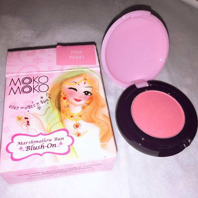 Moko Moko Marshmallow Blush .