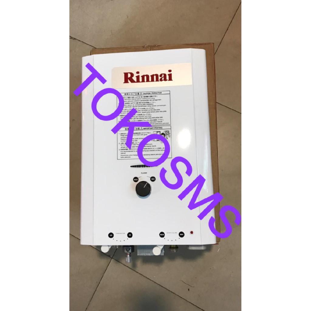 Reu Temukan Harga Dan Penawaran Online Terbaik September 2018 Rinnai 5 Cfc Gas Water Heater Pemanas Air Shopee Indonesia