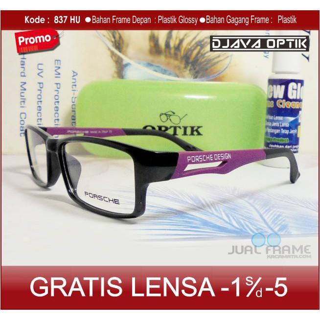 Kacamata Minus 833 Antiradiasi 082b36950c