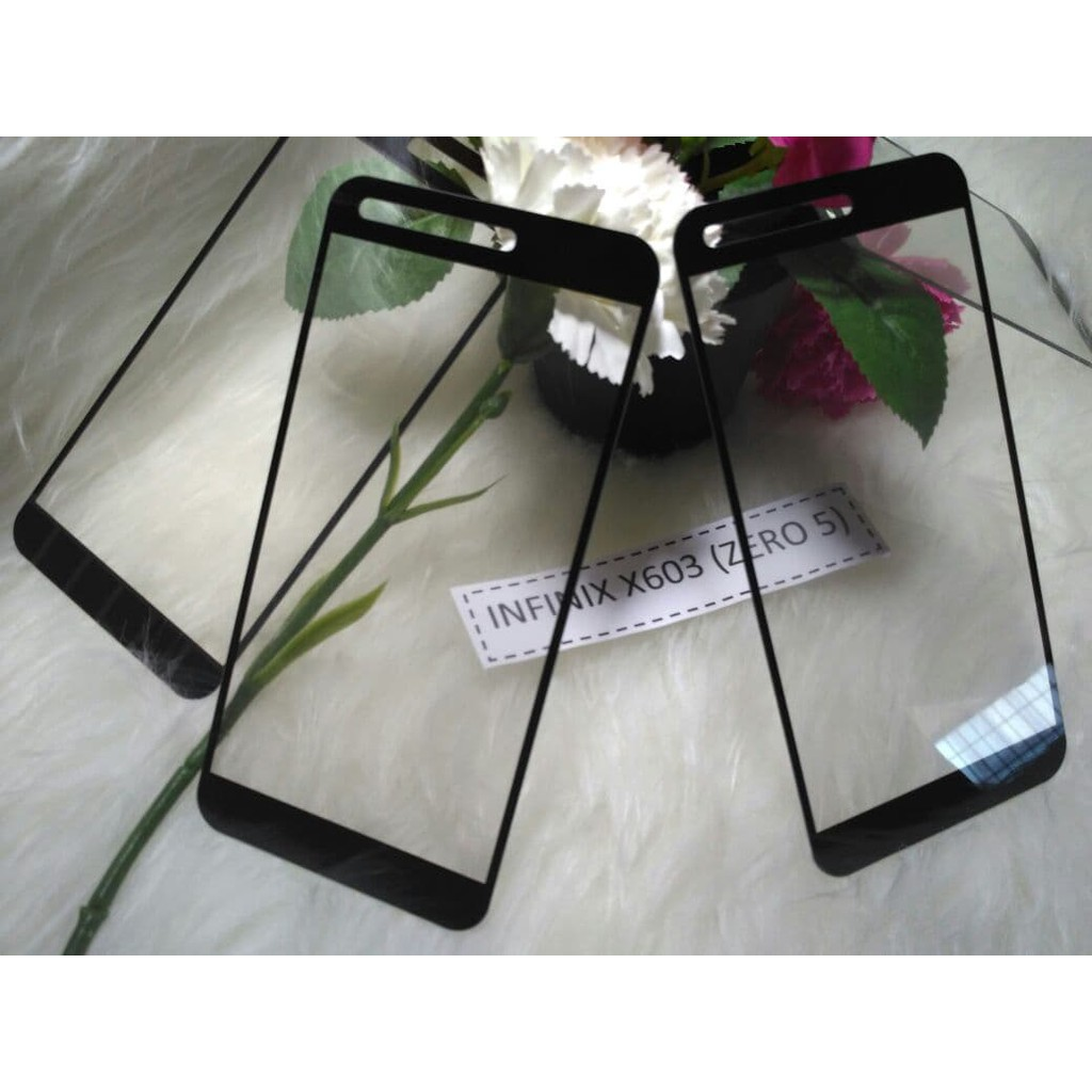 Kjf Tempered Glass Color Oppo A83 Full Cover Shopee Indonesia Norton Sony Xperia T2 Ultra Dual D5322