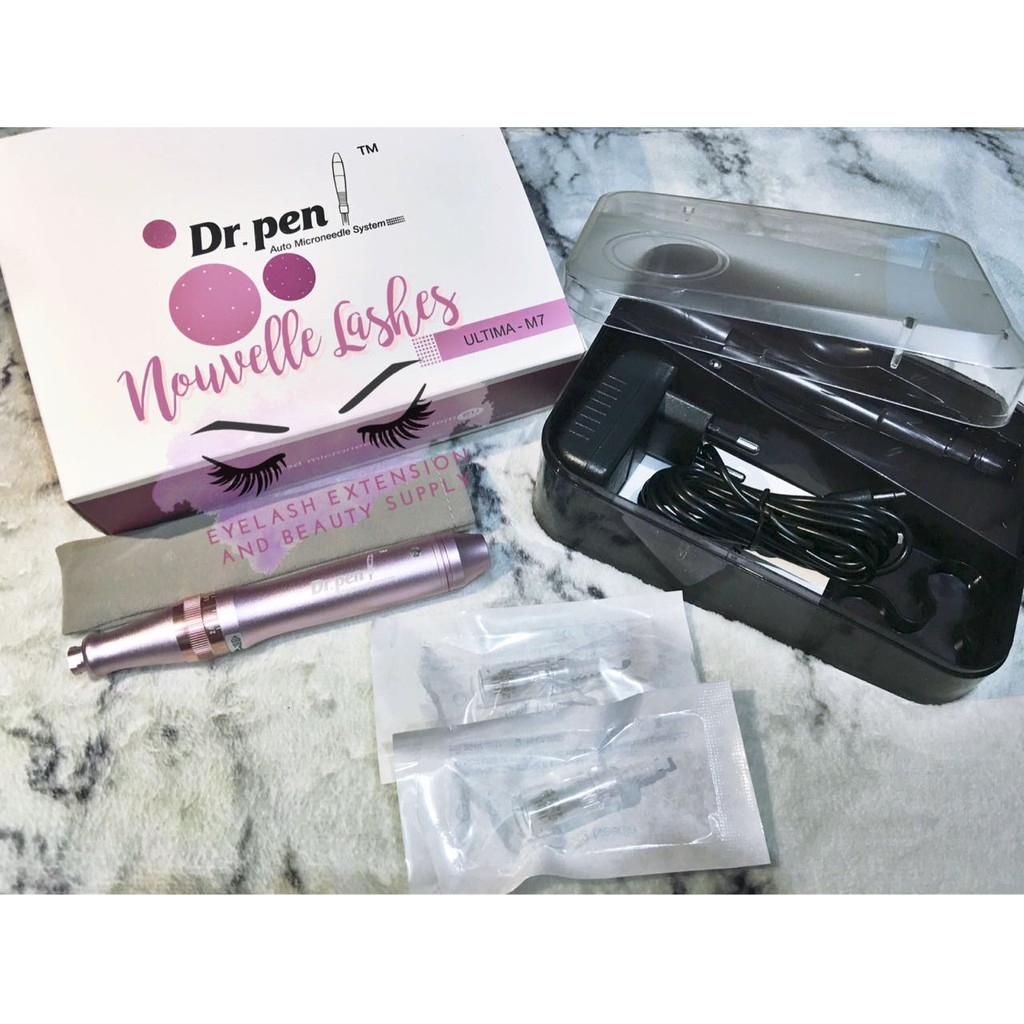 Dr Pen Ultima N2 Wireless Dermapen Derma Bukan Mym Alat Bb Glow Electric Micro Needle Therapy Korea Mesin Mts Sulam Bedak Punch Shopee Indonesia