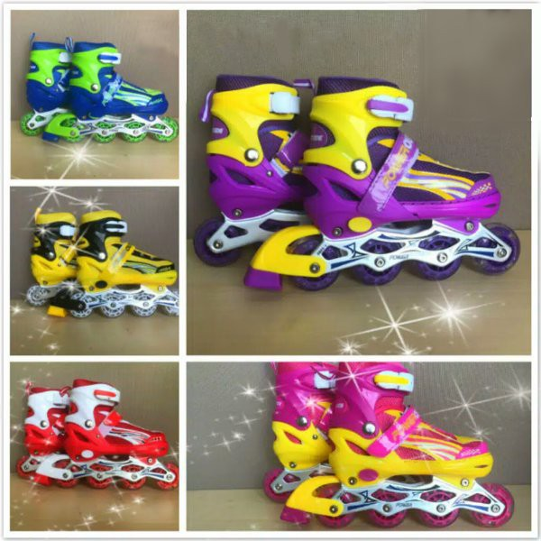Belanja murah Sepatu Roda Inline Skate POWER SUPERB Model BAJAJ ... cc1aa37fde
