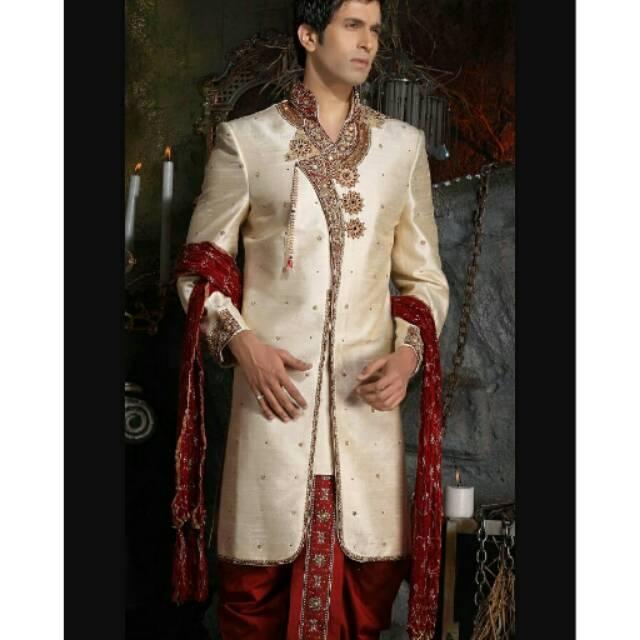 Baju Pengantin India Pria