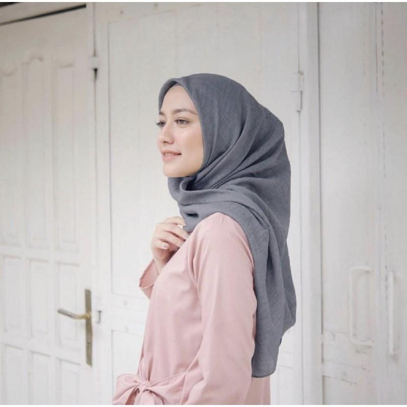 Cala Pastan EMERALD by Vanilla Hijab Jilbab Kerudung Pashmina Instan VH Diamond Italiano Original | Shopee Indonesia
