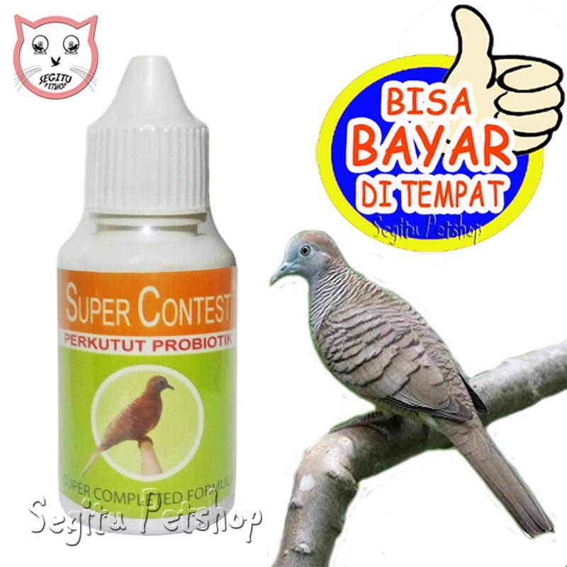 Obat Vitamin Burung Perkutut Super Contest Shopee Indonesia