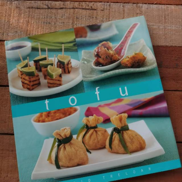 Buku Resep Masakan Serba Tofu Shopee Indonesia