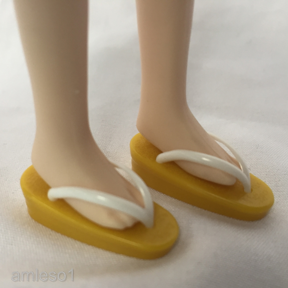 For Blythe//Licca//Azone//Momoko//Xinyi Dolls Shoes Sandals 1//6 Doll Casual Wear