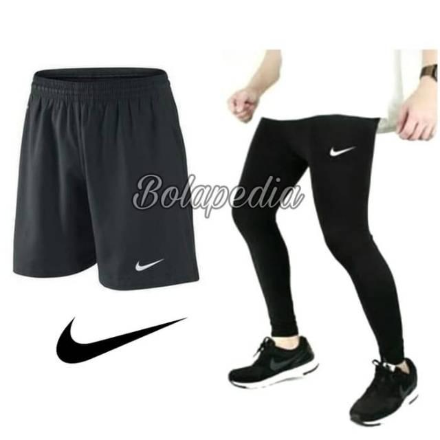 Legging Pria Legging Olahraga Pria Celana Olahraga Pria Legging Lari Celana Legging Sport Shopee Indonesia
