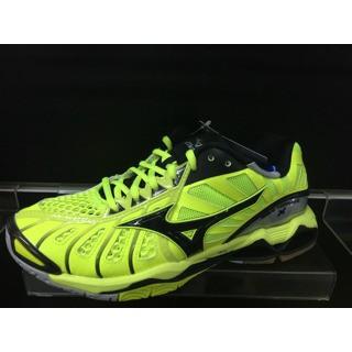 Sale sepatu voli mizuno wave tornado X neon yellow original 100% new model  QR0916  59fda7b8de