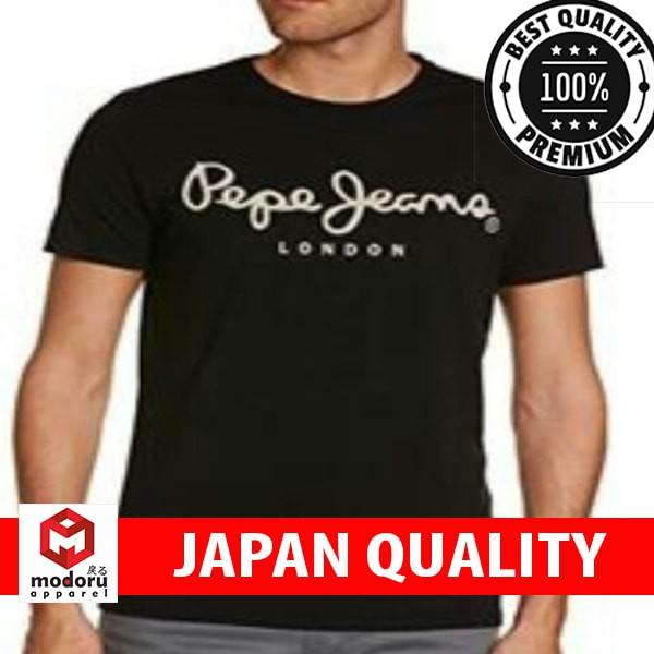 Terlaris Kaos Pepe Jeans Big Size Tshirt Big Size Keren Shopee Indonesia