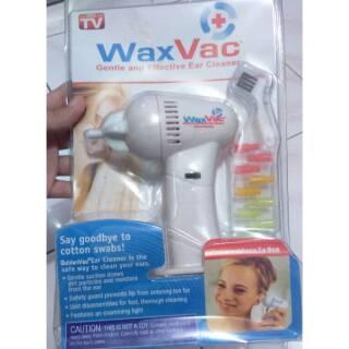 VAC EAR VACUM CLEANER / PEMBERSIH TELINGA. suka: 7 .