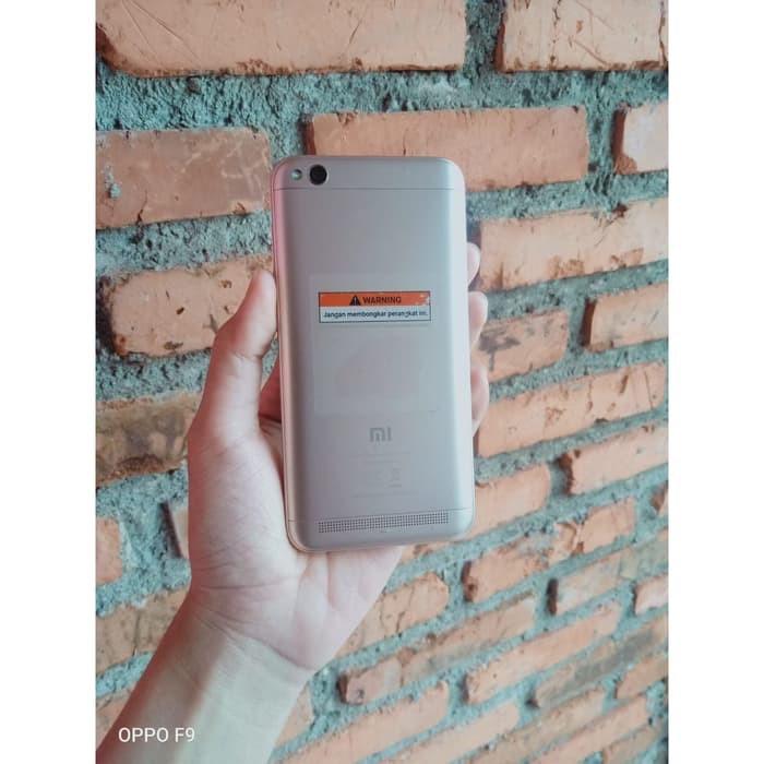 Jual Handphone Hp Xiaomi Redmi 5A Seken Second Bekas Murah Berkualitas