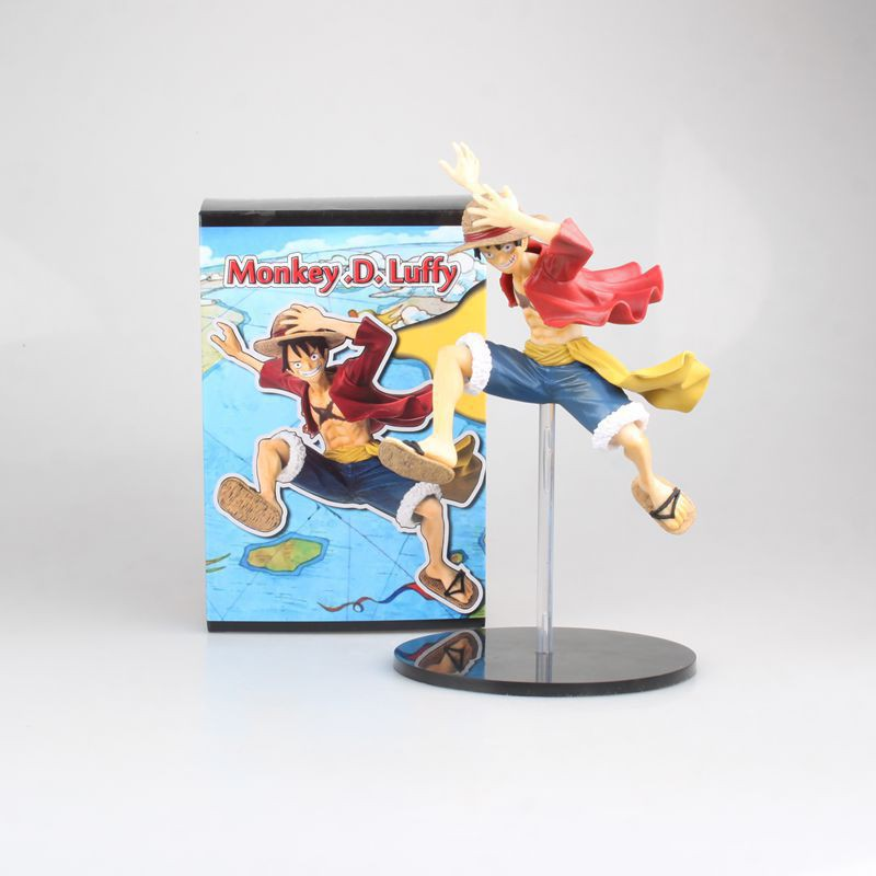 Topi Jerami Vertikal Model Luffy One Piece Untuk Ps4