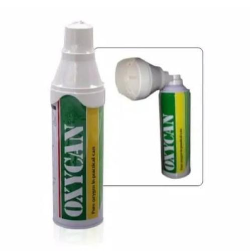 Oksigen Portabel Alat Bantu Sesak Nafas Praktis Oxygen Portable Oxigen Tabung Kaleng Shopee Indonesia