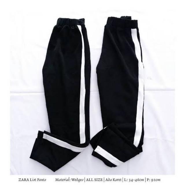 Zara Pant Zara Legging Celana Legging Celana Jegging Shopee Indonesia