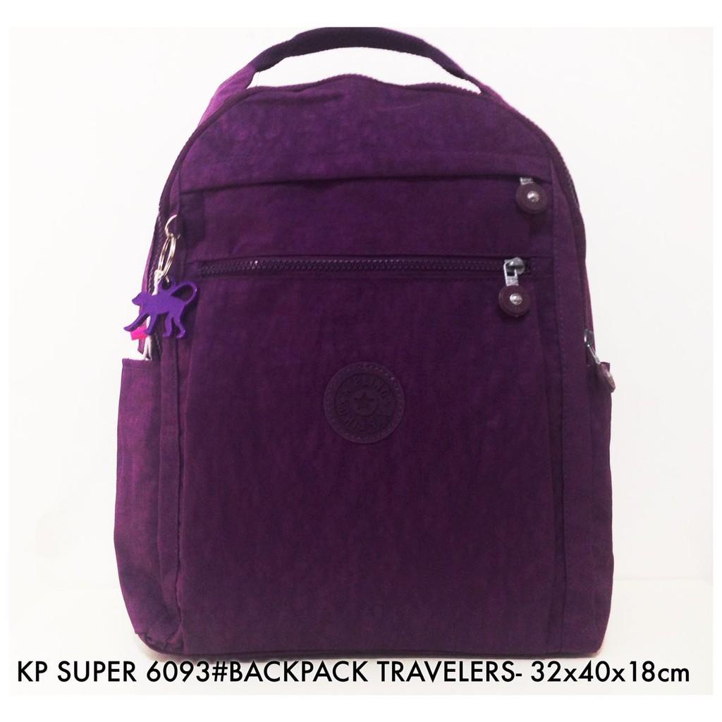 Tas Wanita Import Kipling Original Backpack Ravena - Daftar Harga ... 482f4f140f