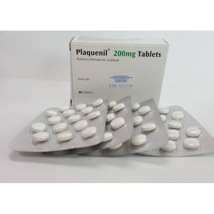 plaquenil vs hydroxychloroquine capsules