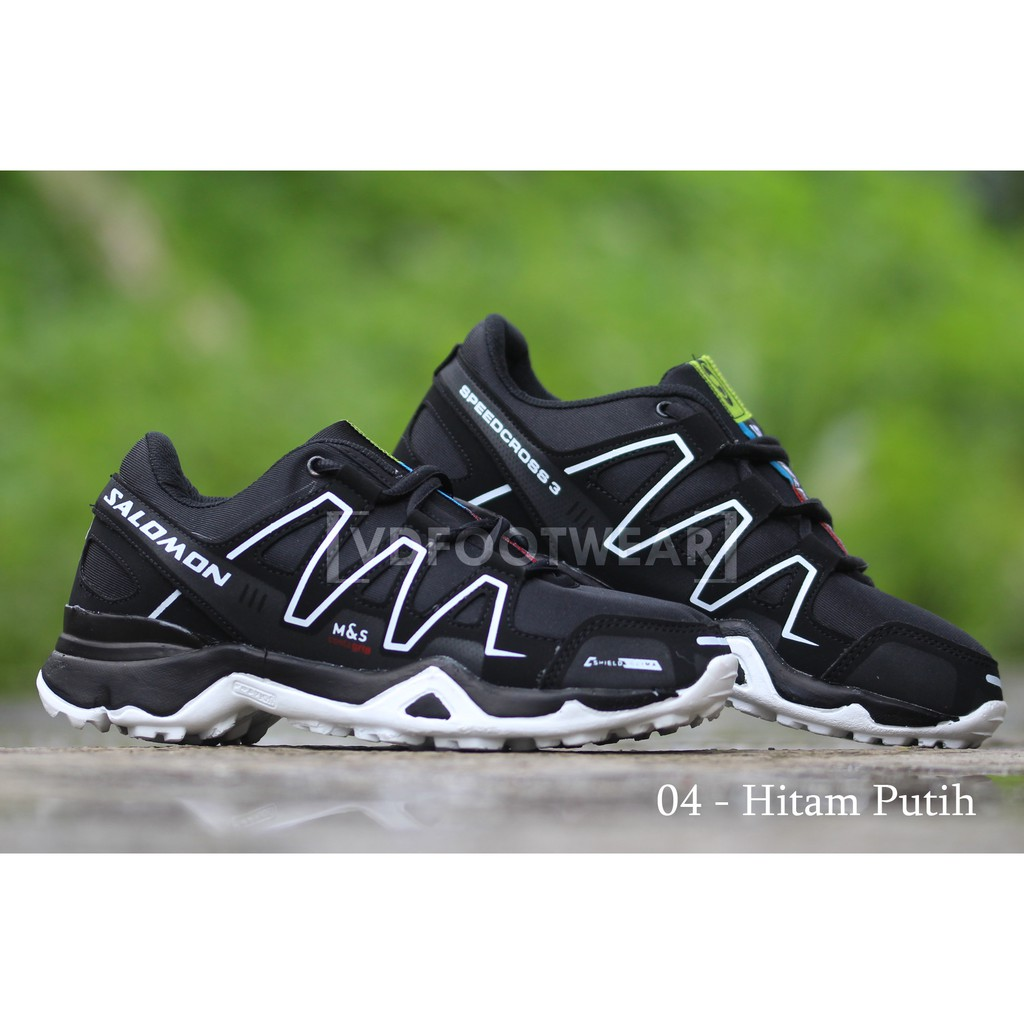 NEW SALOMON SPEED CROSS 3 III - Sepatu Olahraga Pria Sneakers Kasual Running  Hiking Shoes  ac94a48a47