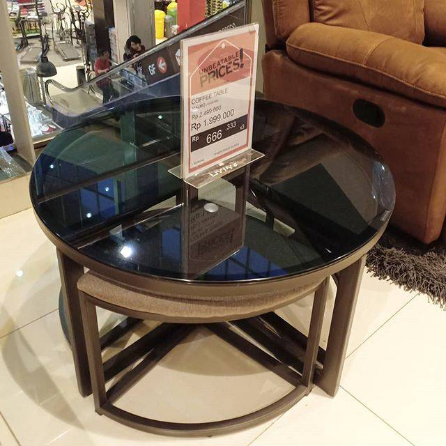 Coffee Table Meja Tamu Minimalis Informa